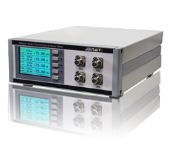 JW8102 Four-Channel Optical Power Meter